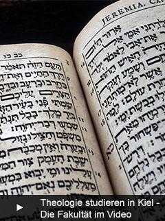 Hebräische Bibel in der Fachbibliothek der Theologischen Fakultät