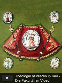 Siegel auf der Schatulle der Gründungsurkunde der Universität Kiel