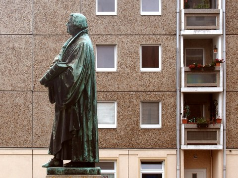 Luther in Prenzlau
