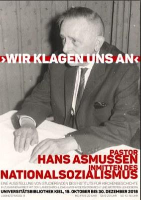 Pastor Hans Asmussen