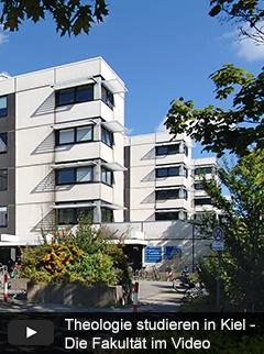 Fakultätengebäude an der Leibnizstraße