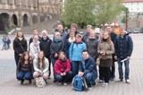 Gruppenfoto KG-Exkursion 2013