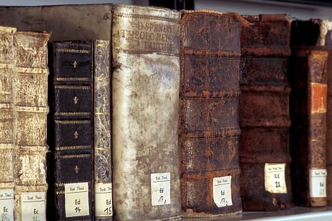 Bücher Systematik